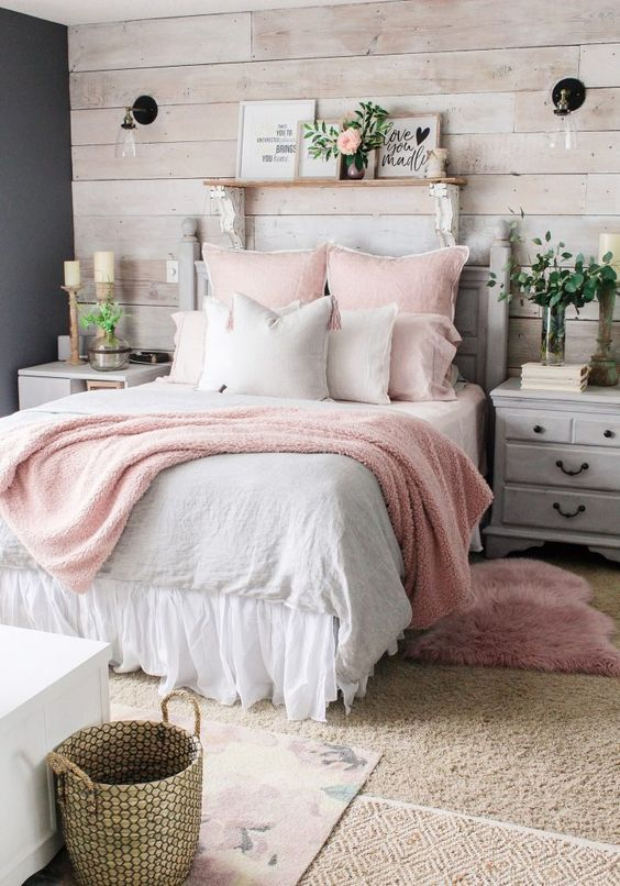 bedroom pink ideas 11