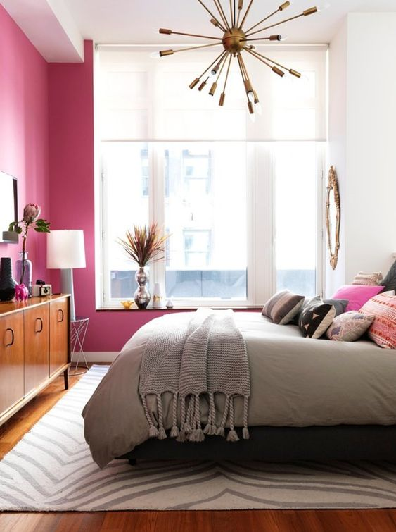 bedroom pink ideas 13