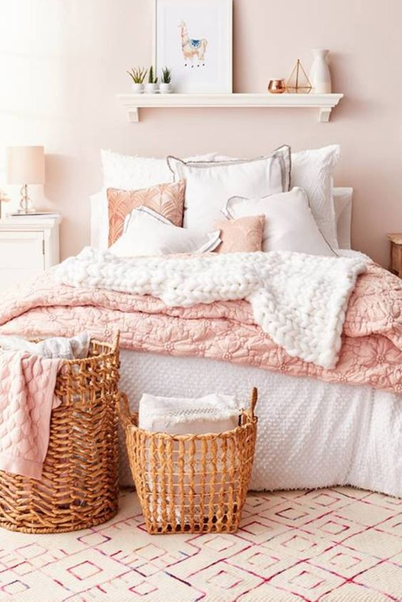 bedroom pink ideas 15