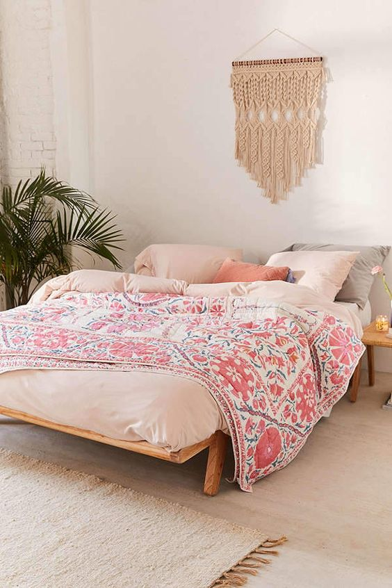 bedroom pink ideas 16
