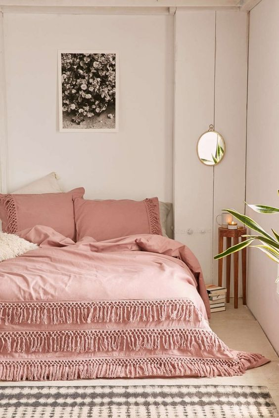 bedroom pink ideas 18