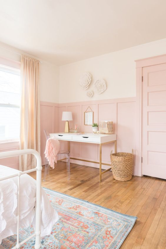 bedroom pink ideas 5
