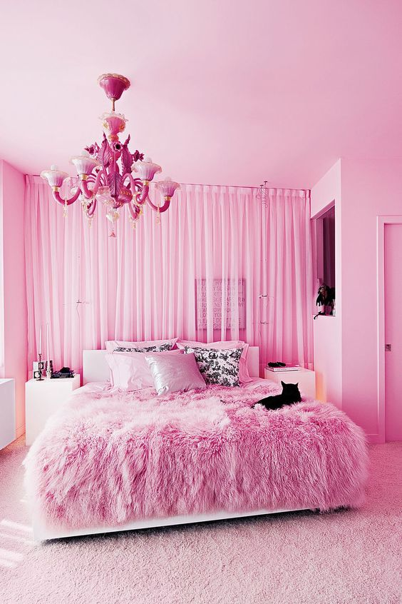 bedroom pink ideas 6
