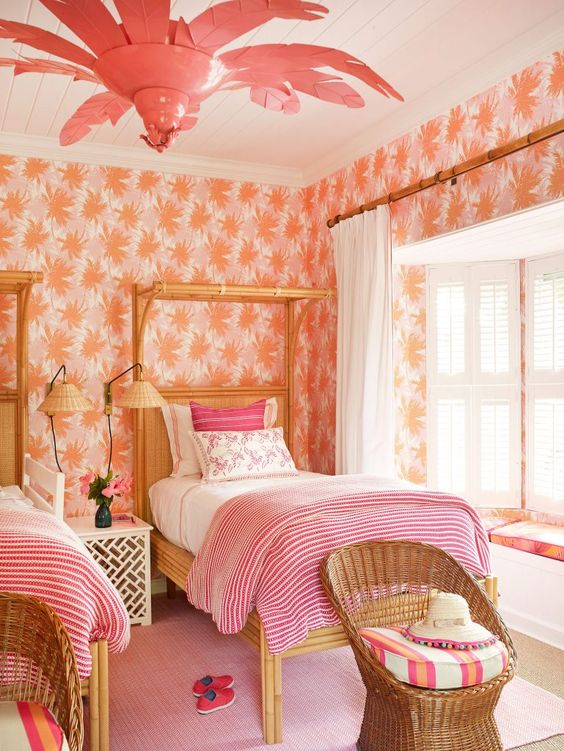 bedroom pink ideas 7