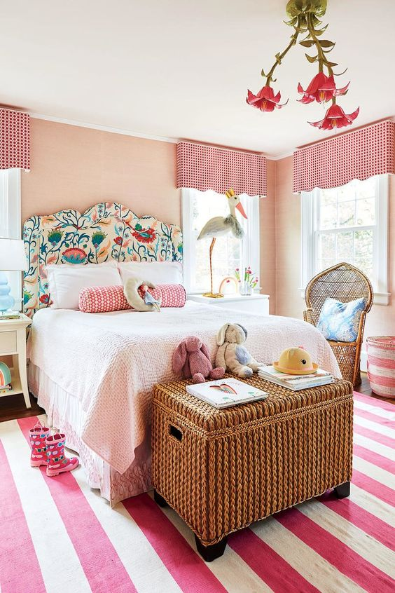 bedroom pink ideas 8