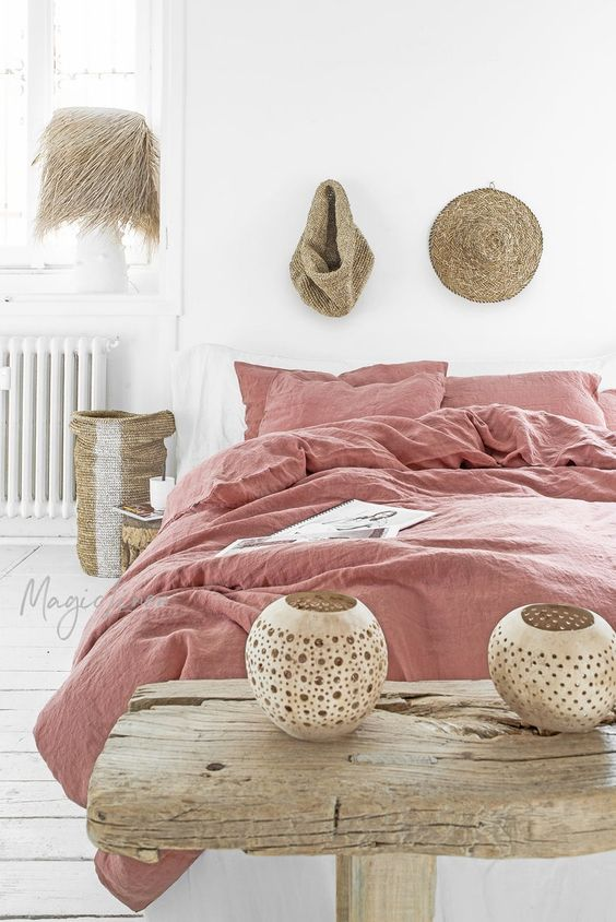 bedroom pink ideas 9