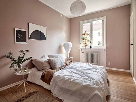 bedroom pink ideas