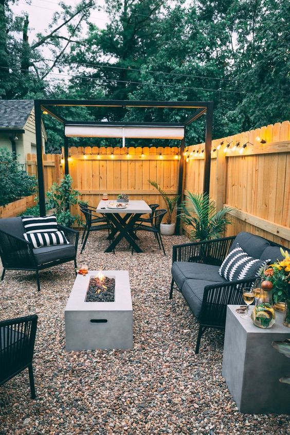 cozy backyard ideas 16