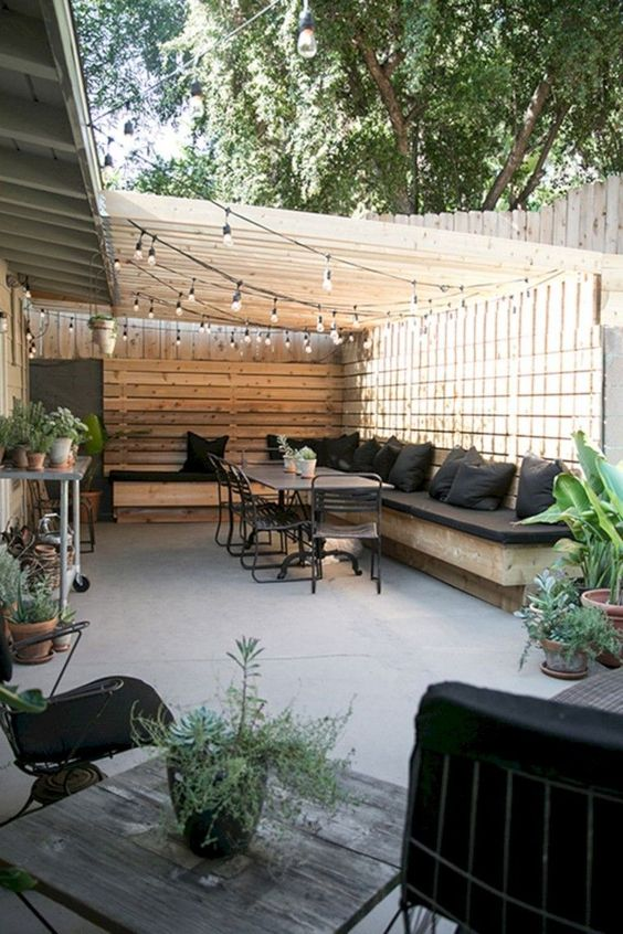 cozy backyard ideas 17