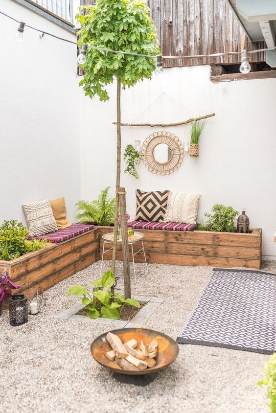 cozy backyard ideas 18