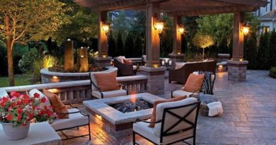 cozy backyard ideas
