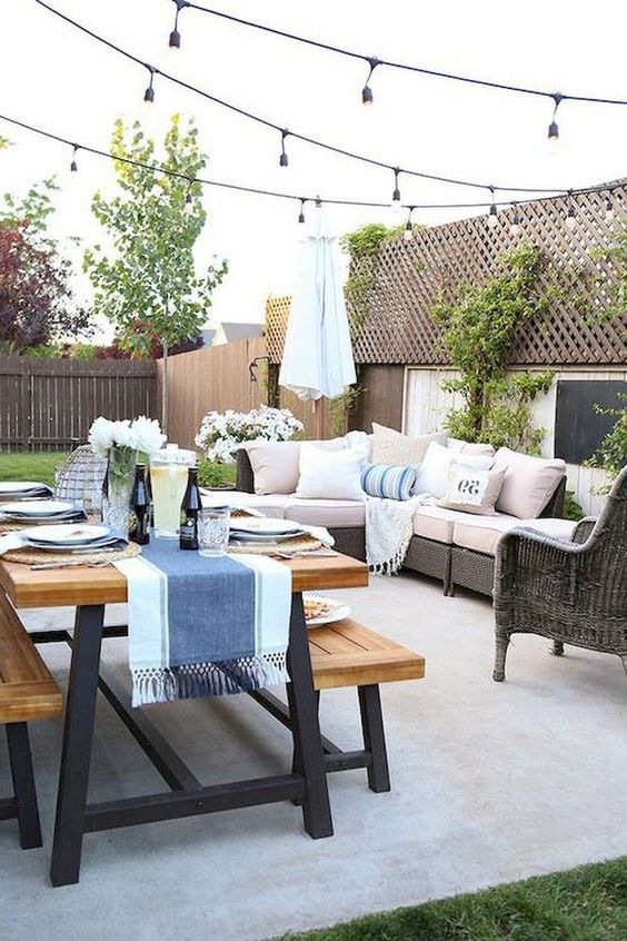 cozy backyard ideas 7