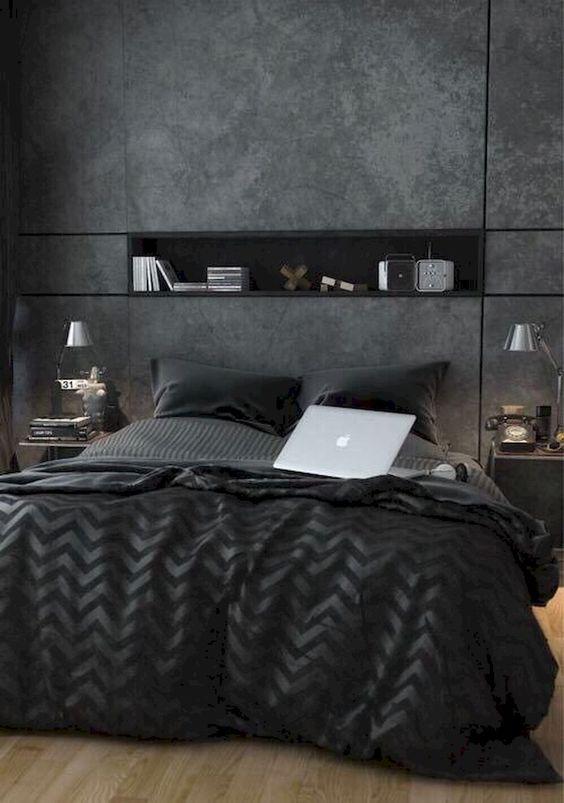 dark bedroom ideas 12