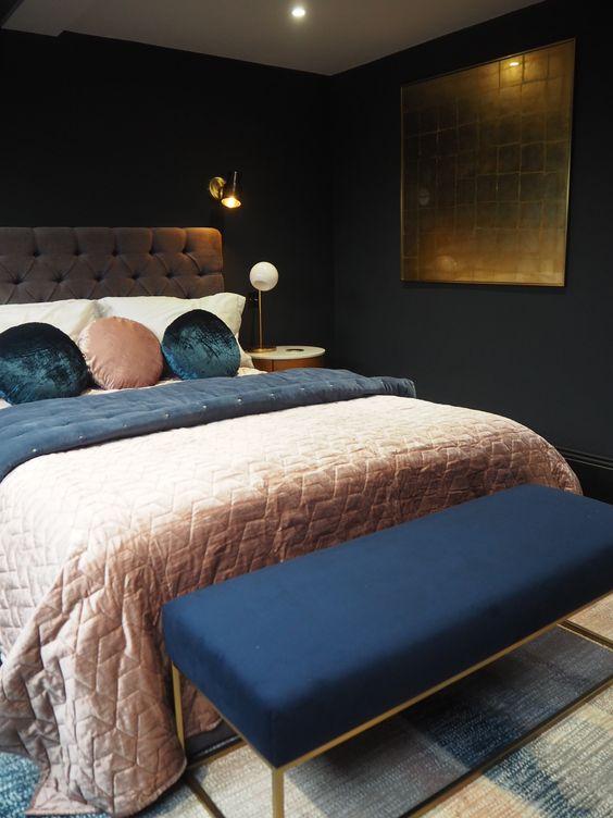 dark bedroom ideas 13