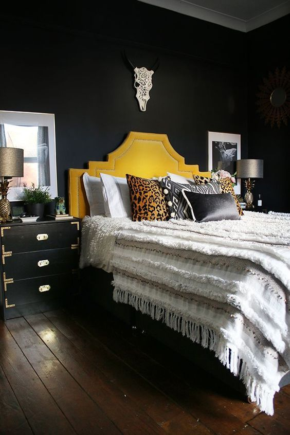 dark bedroom ideas 7