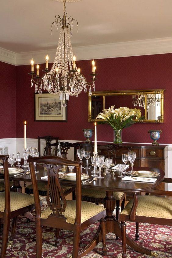 dining room paint ideas 18