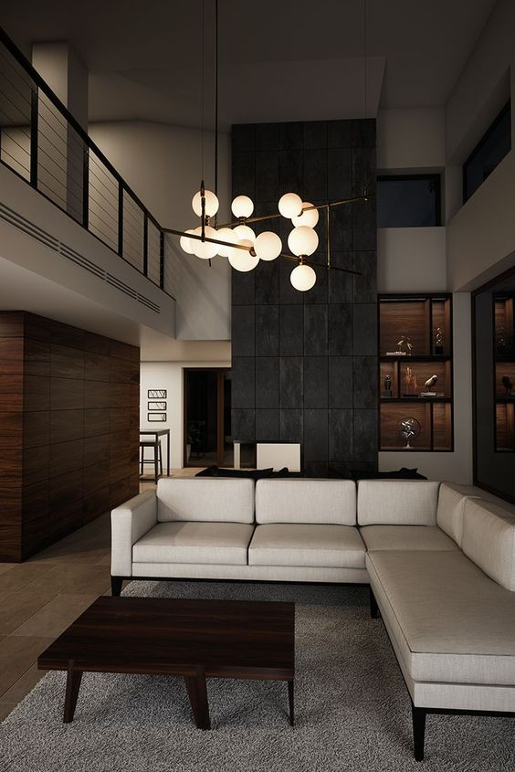 Simple Living Room Ideas: Stunning Minimalist Room