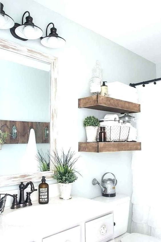 Farmhouse Bathroom Ideas 15