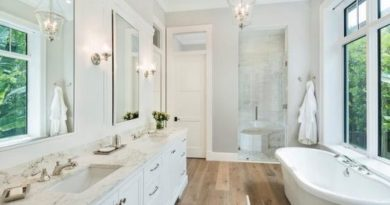 Farmhouse Bathroom Ideas