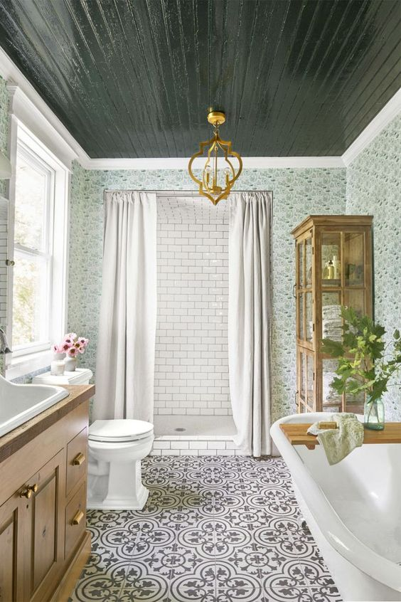 Farmhouse Bathroom Ideas: Breathtaking Classic Nuance