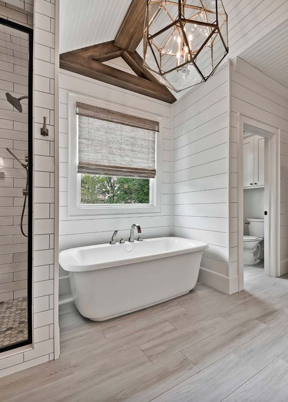 Farmhouse Bathroom Ideas 8