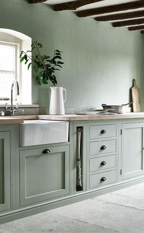 Kitchen Color Ideas 13