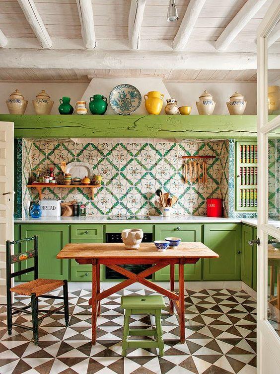 Kitchen Color Ideas 8