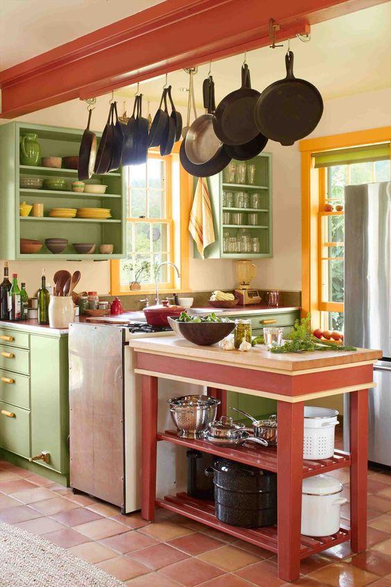 Kitchen Color Ideas 9