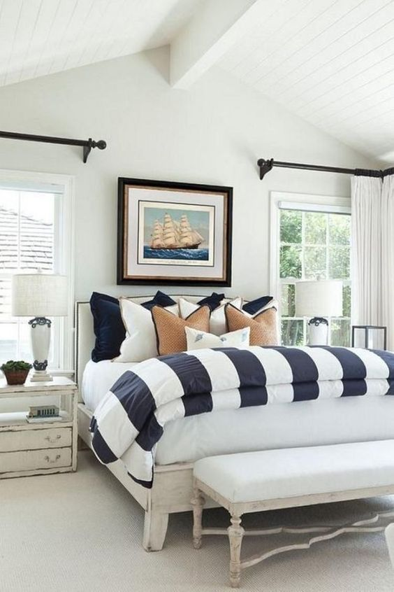 Beach Bedroom Ideas 12