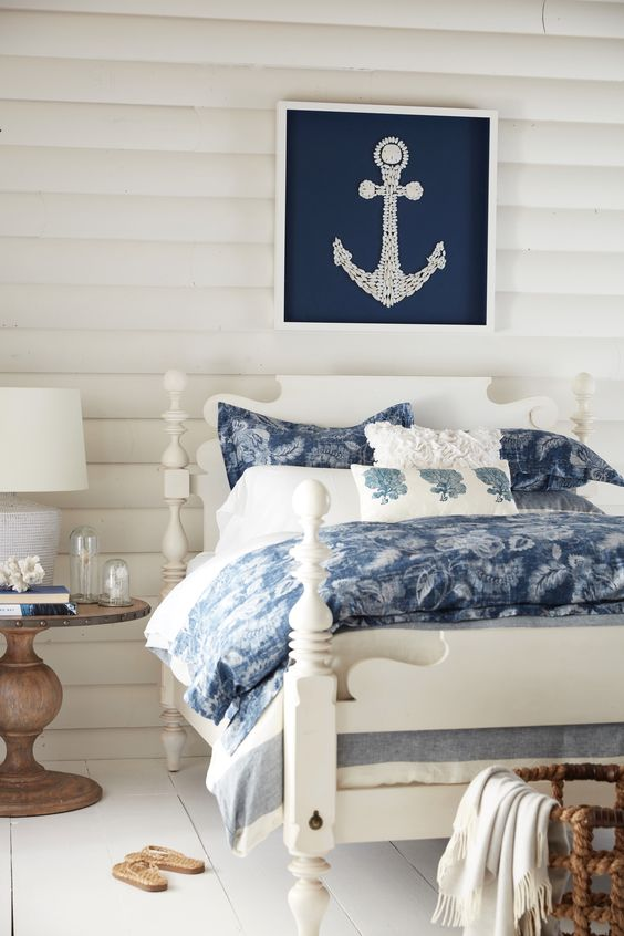 Beach Bedroom Ideas 16