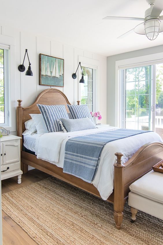 Beach Bedroom Ideas 19