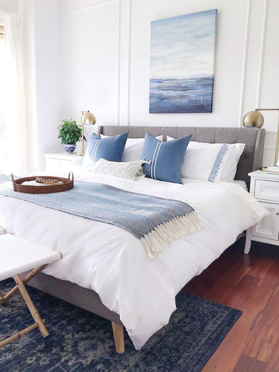 Beach Bedroom Ideas 21
