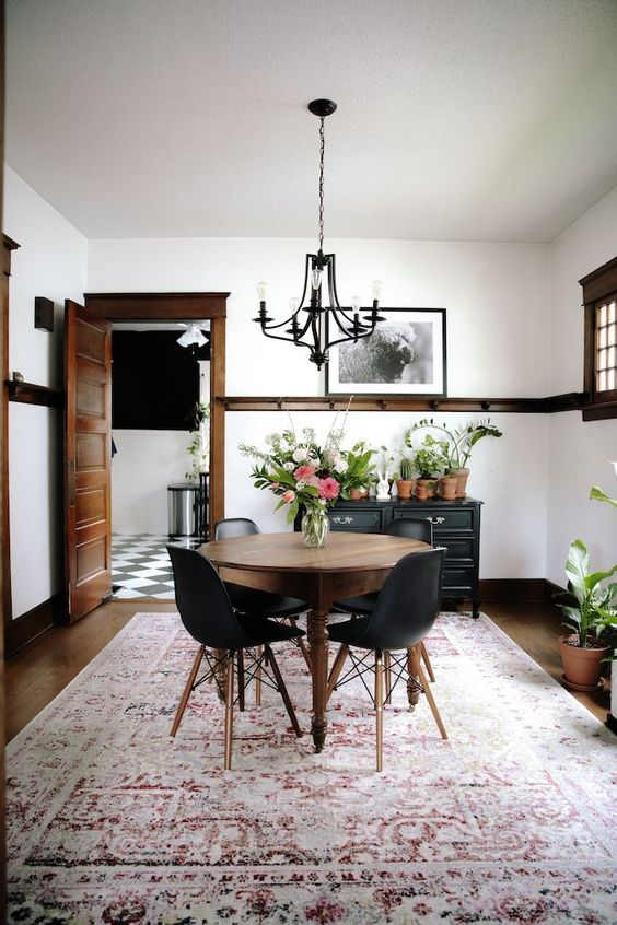 Contemporary Dining Room Ideas 10