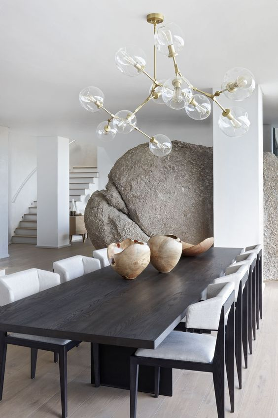 Contemporary Dining Room Ideas 13