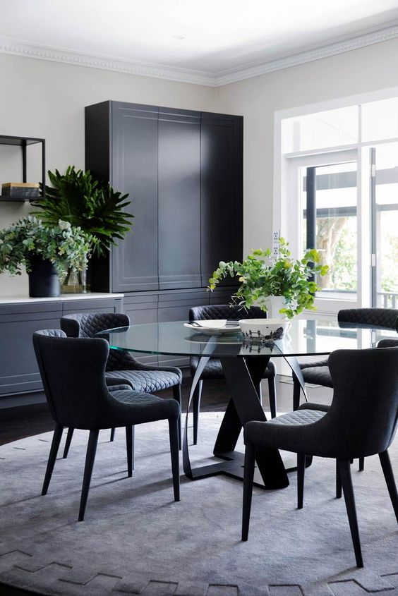 Contemporary Dining Room Ideas 15