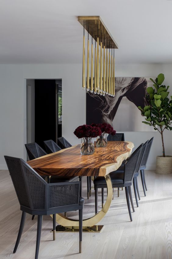 Contemporary Dining Room Ideas 17