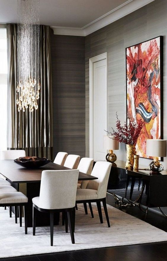 Contemporary Dining Room Ideas 5