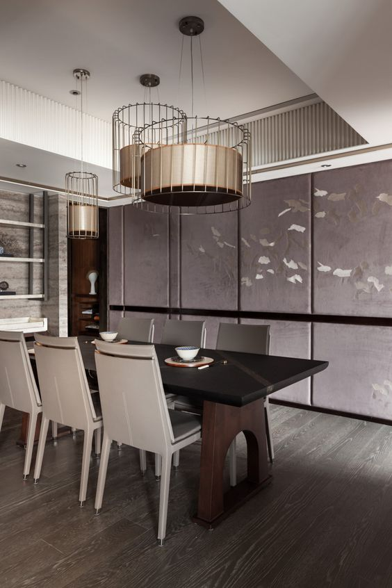Contemporary Dining Room Ideas 6