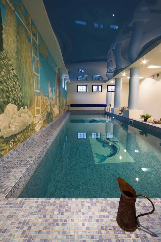 Indoor Swimming Pool Ideas 10