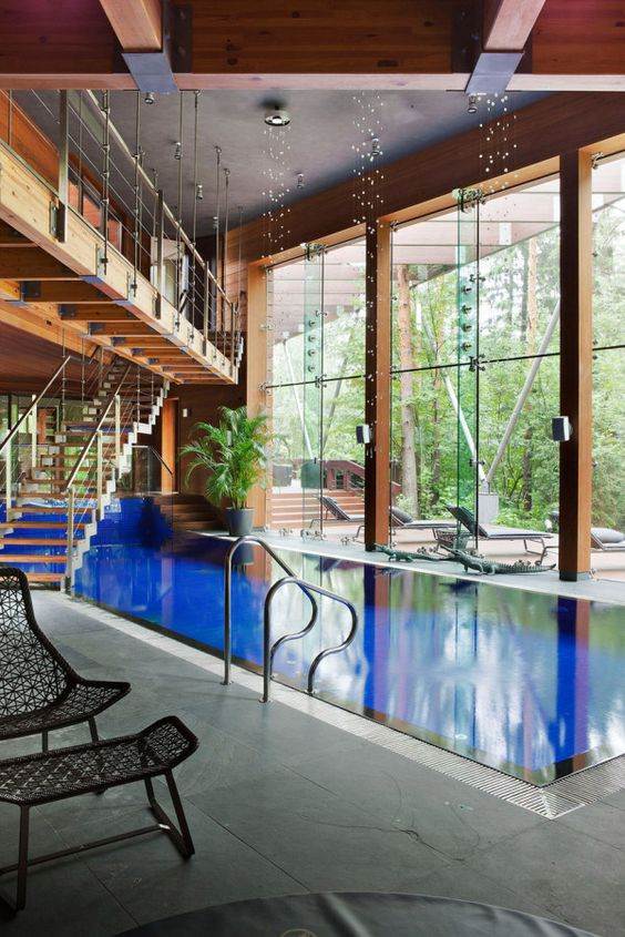 Indoor Swimming Pool Ideas 4