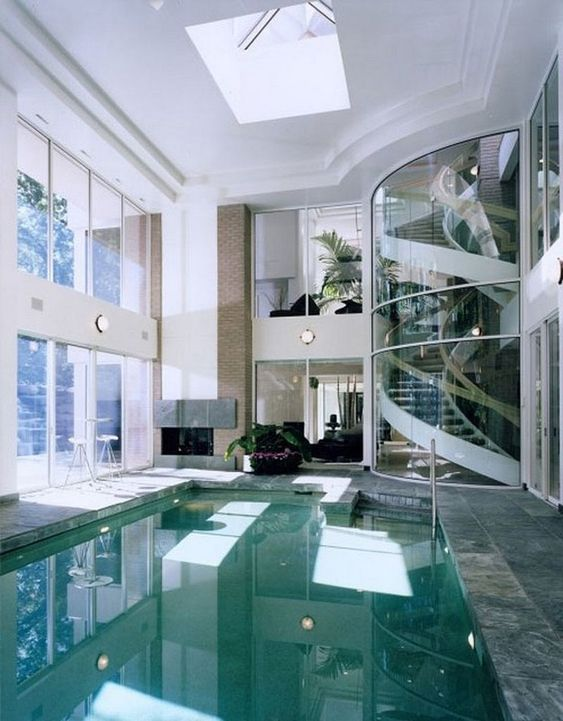 Indoor Swimming Pool Ideas 7