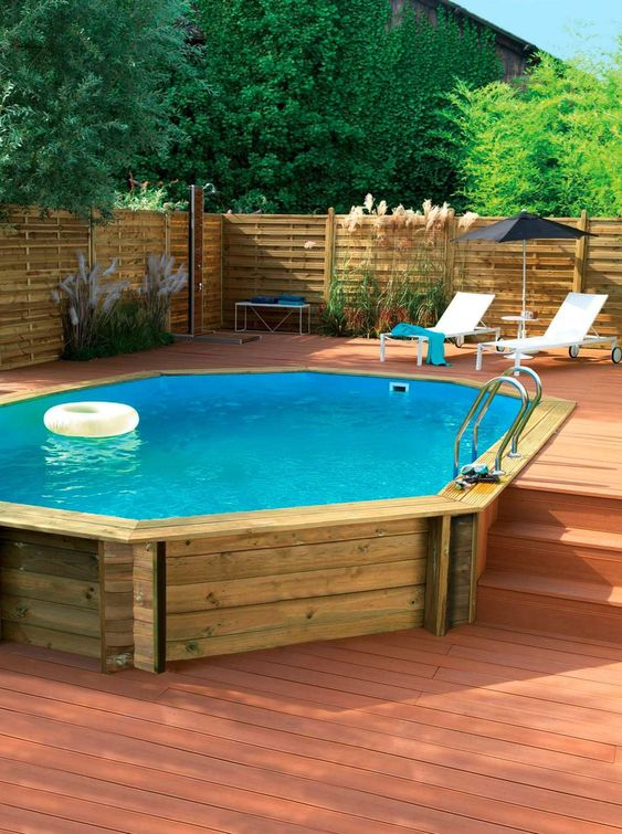 Above Ground Swimming Pool Ideas 1