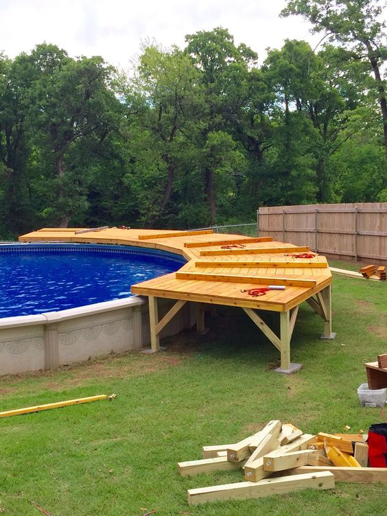 Above Ground Swimming Pool Ideas 3