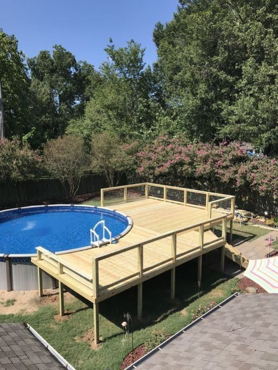Above Ground Swimming Pool Ideas 4