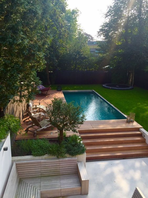 Above Ground Swimming Pool Ideas 5