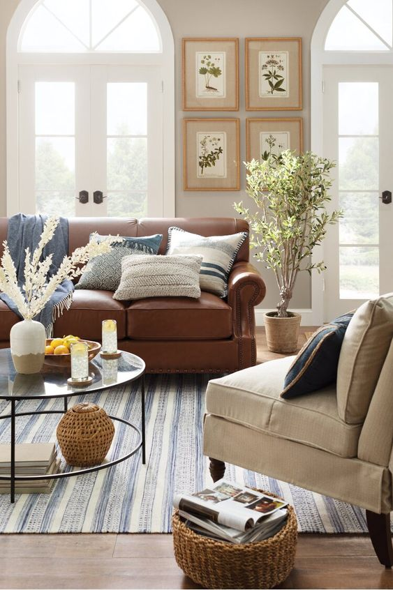 Traditional Living Room Ideas 1