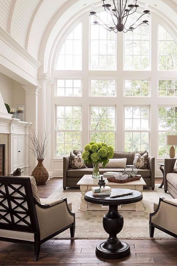 Traditional Living Room Ideas 10
