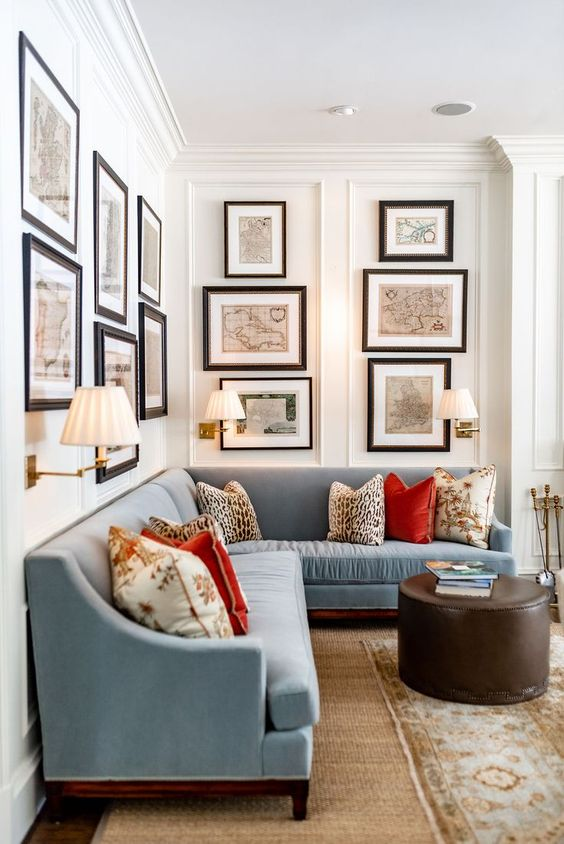 Traditional Living Room Ideas 9